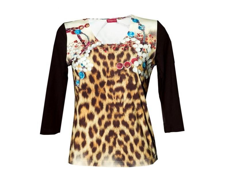Halenka gepardí vzor