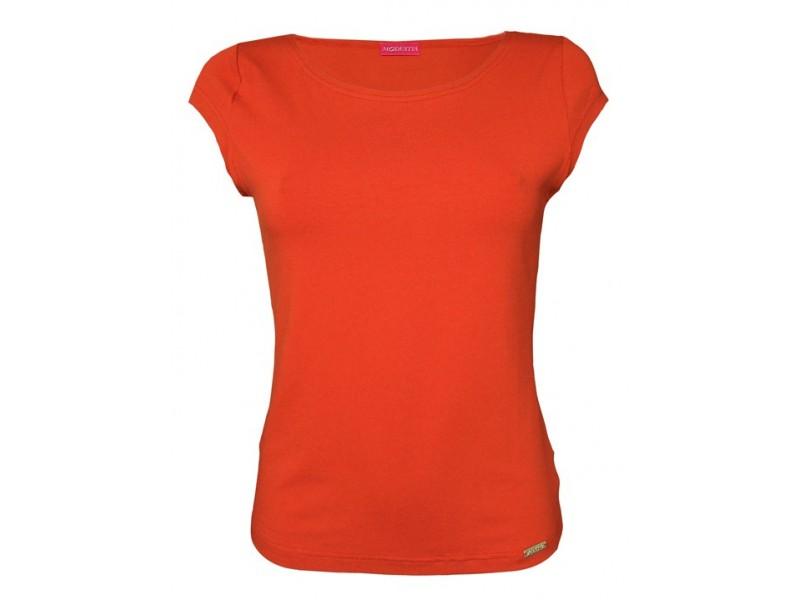 Cihlové tričko
