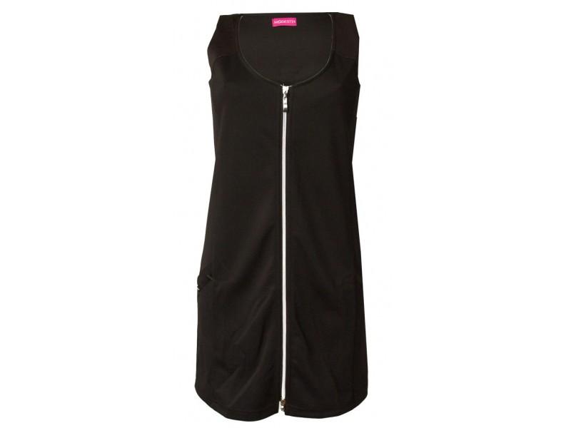 Šatová sukně s kapsami