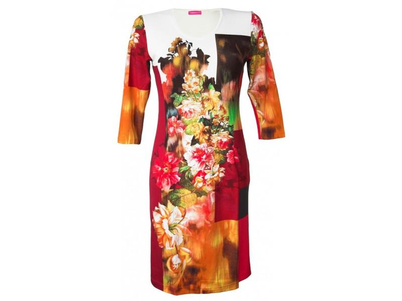 Barevné šaty