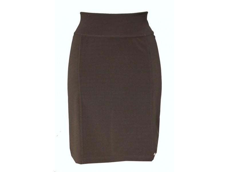 Černá úzká sukně