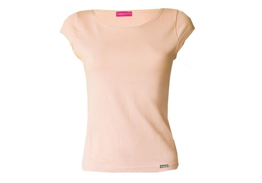 Světle růžové tričko
