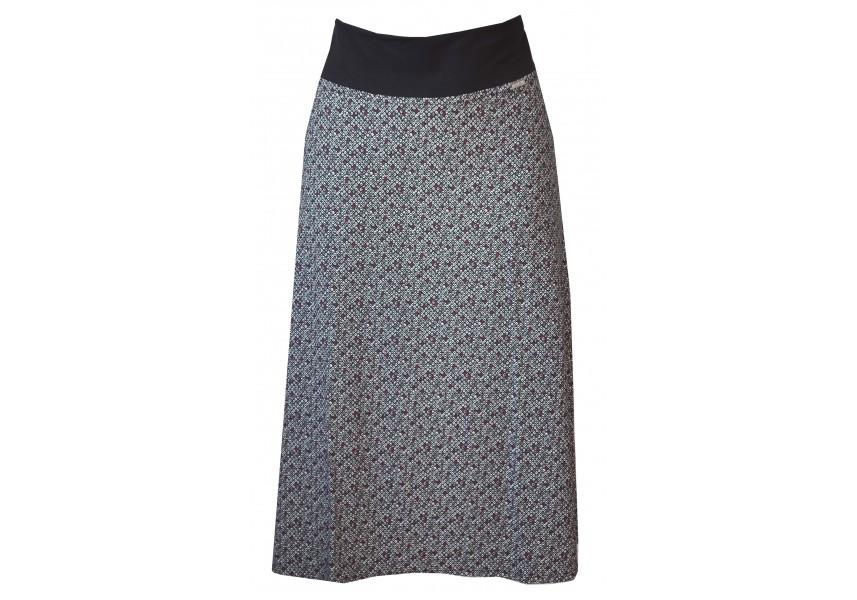 Hladká sukně