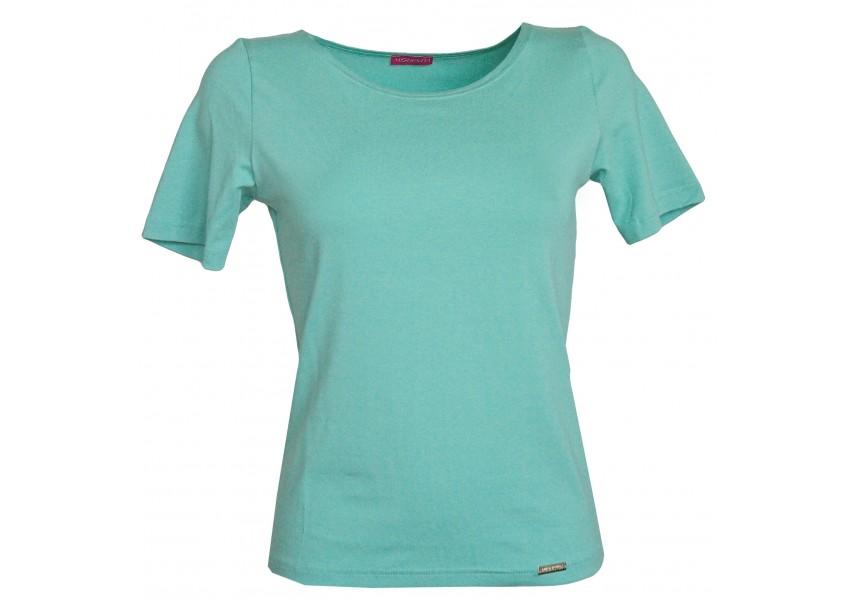 Modro-šedé triko