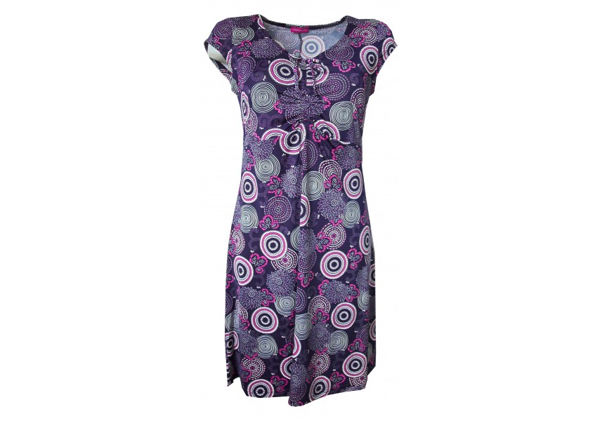 Rozšířené letní šaty