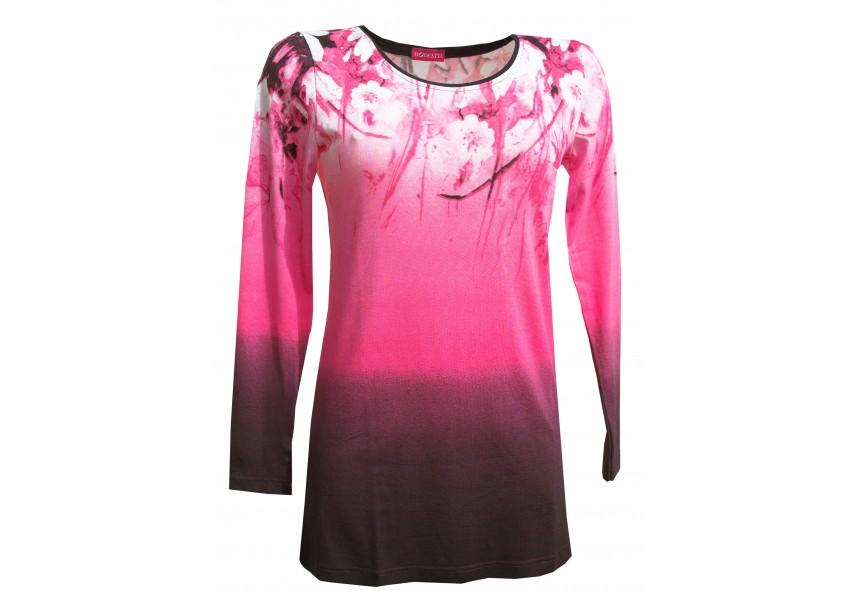 Růžová tunika