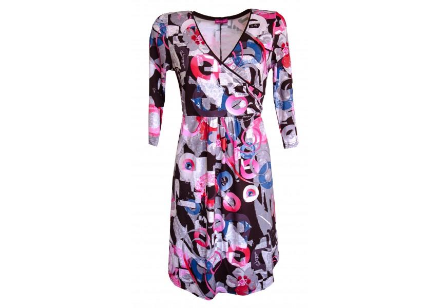 Teplejší úpletové šaty