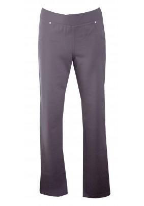 Modré dlouhé kalhoty