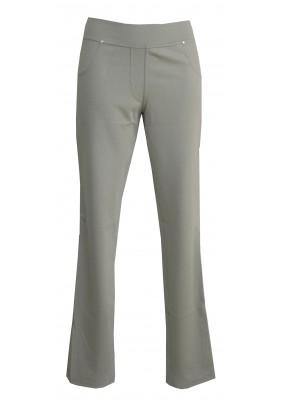 Béžové dlouhé kalhoty