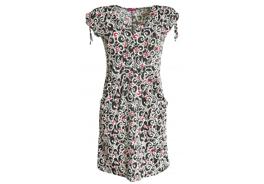 Letní kapsové šaty