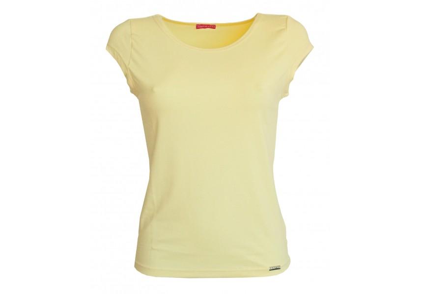 Top ve žluté barvě