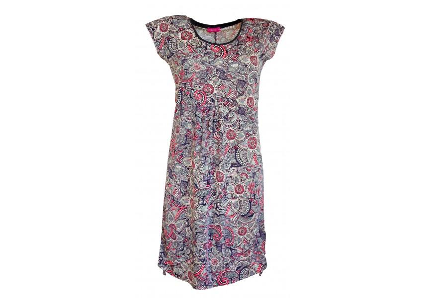 Letní volné šaty