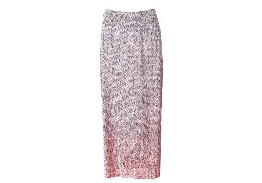 Dlouhá letní sukně