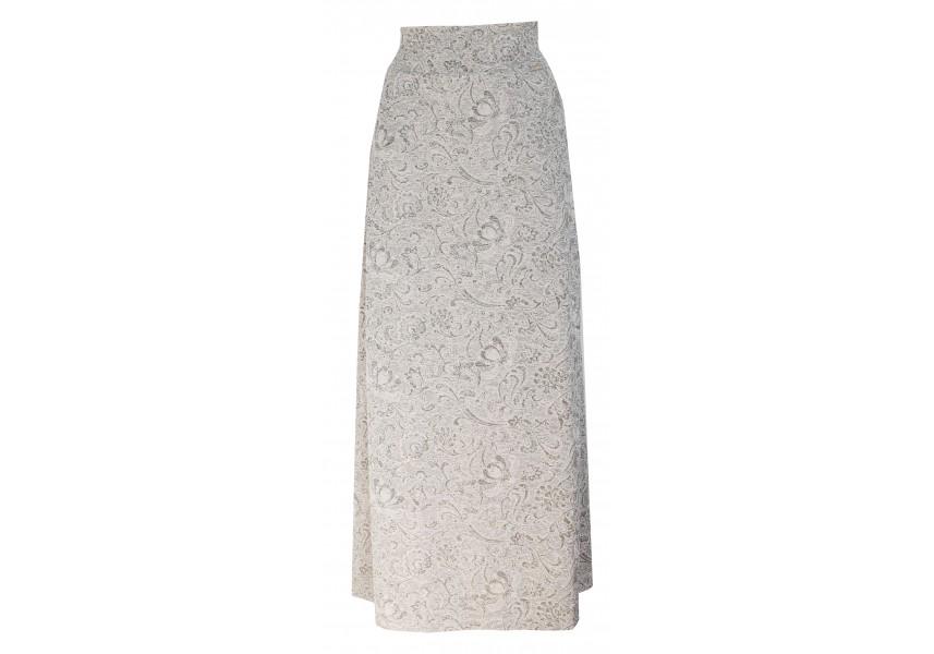 Dlouhá společenská sukně