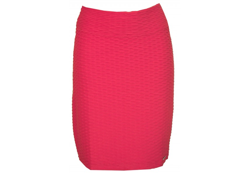Tmavě růžová sukně