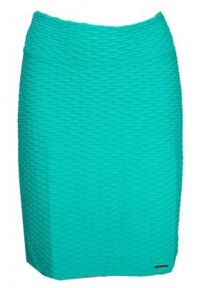 Sukně s plastickým vzorem