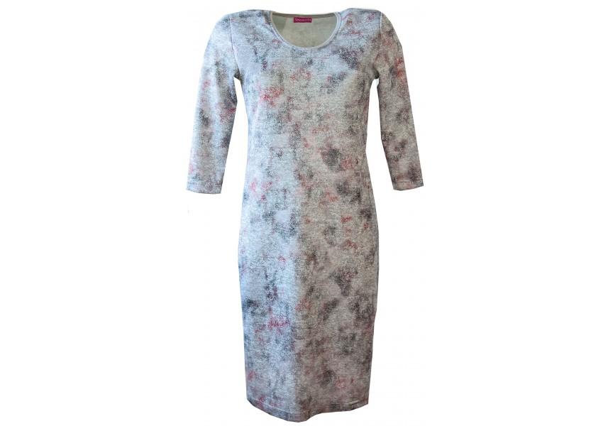 Světlé šaty na jaro