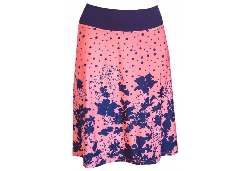 Krátká sukně do A