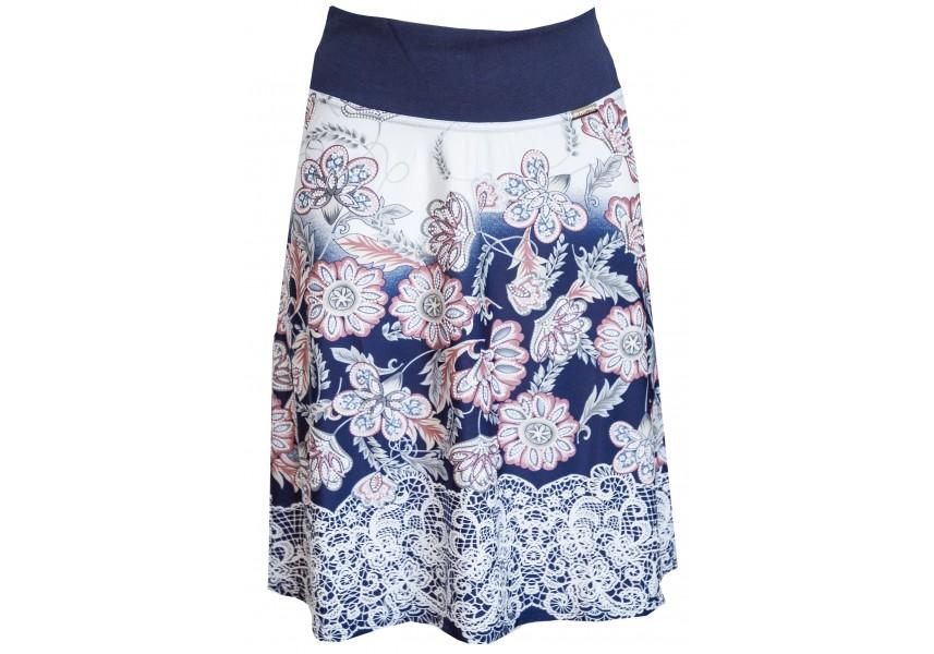 Letní krátká sukně
