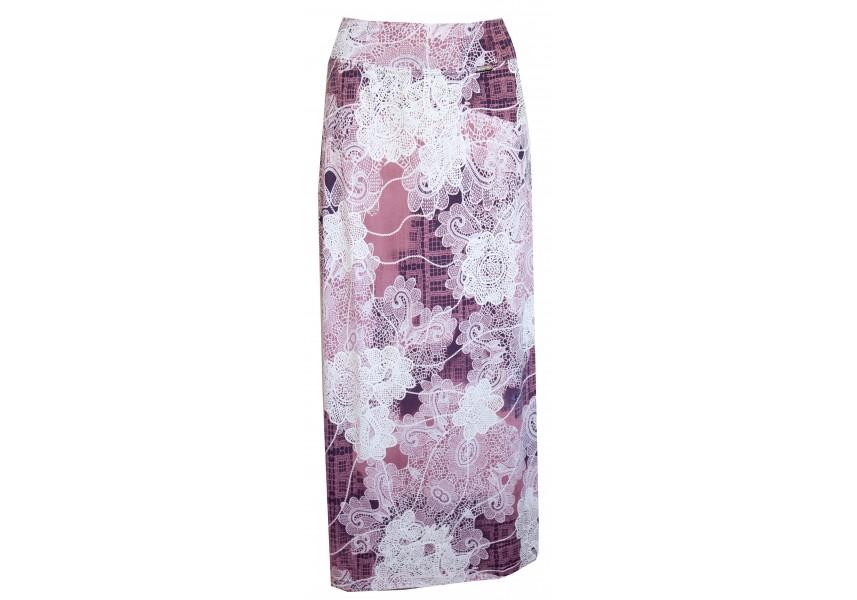 Letní dlouhá sukně