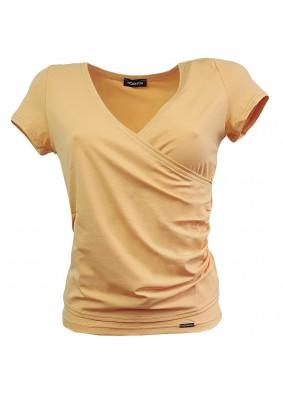 Letní sukně s jemným vzorem