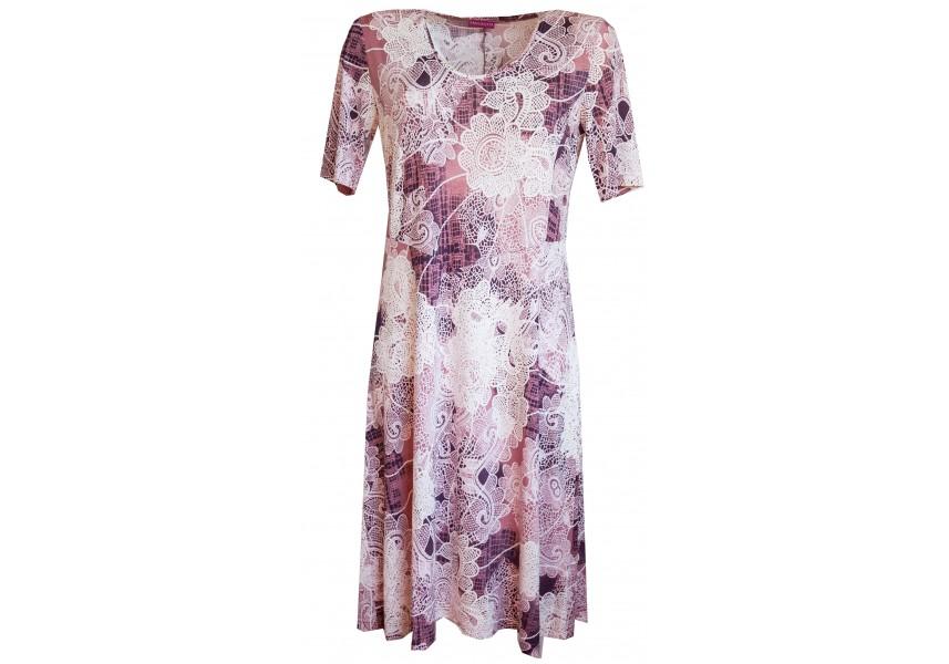 Slabé elegantní šaty