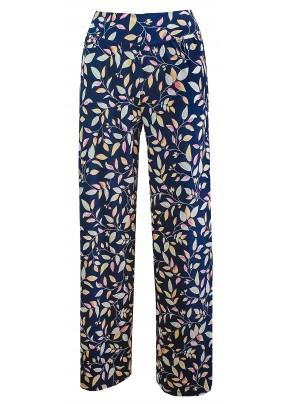Letní dlouhé barevné kalhoty