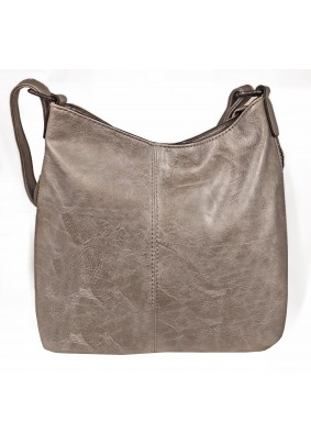 Stříbro šedá kabelka