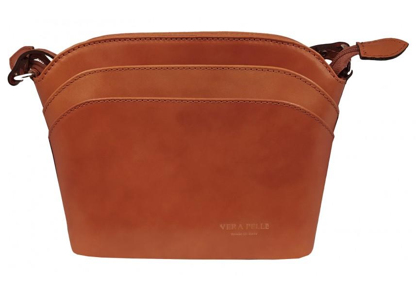 Malá kožená kabelka
