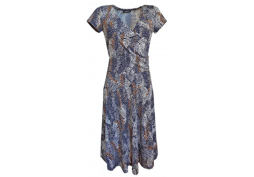 Šaty se širokou sukní