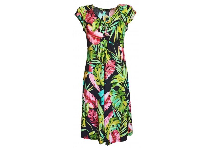 Barevné letní šaty