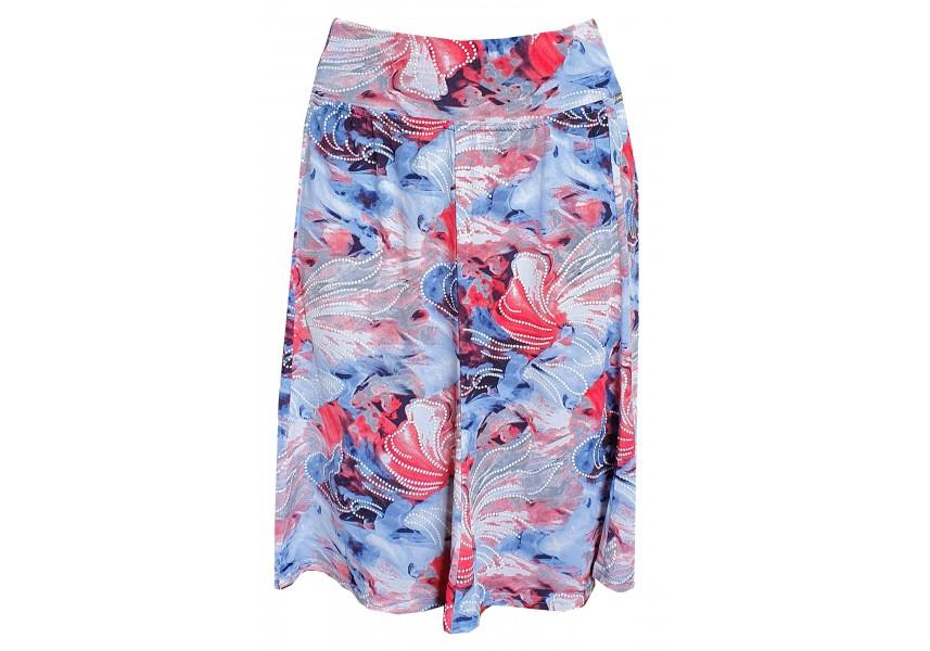 Dílová krátká sukně